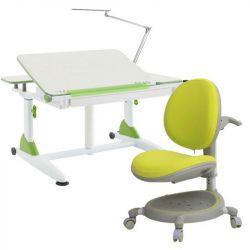 Комплект RIF 8: Парта-Трансформер G6+XS + Кресло Z-MAX 05 + Светильник TL20S