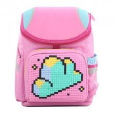 Школьный рюкзак Super Class school bag WY-A019 Розовый