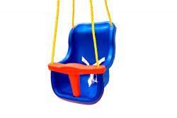 Качели Playgarden детские пластиковые