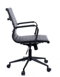 Персональное кресло Leo Black T