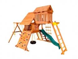 Игровая площадка PlayGarden Original Castle с пентхаусом
