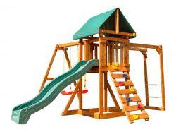 Игровая площадка Babygarden с рукоходом
