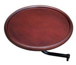 Съемный круглый столик-подставка для кресел Relax