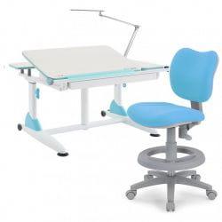 Комплект RIF 7: Парта-Трансформер G6+XS + Кресло Kids Chair + Светильник TL20S