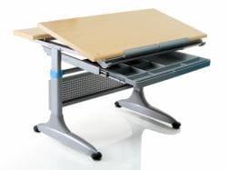 Стол-трансформер для школьника Comf-pro «Мики-2» (с ящиком)