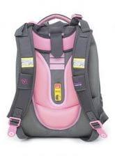Розовый ранец Hummingbird для девочки (T16)