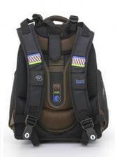 Черный ранец Hummingbird Suv Explorer для мальчика (T41)
