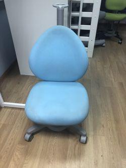 Детское кресло Mealux Stanford, голубое, (образец)