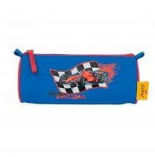 """Школьный ранец X-Light """"Гонки"""", спортивная сумка, два пенала и кошелек"""