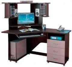 Компьютерный стол КС 20-17 М2 (КС 20-18 М2)