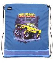 Ранец для первоклассника Hummingbird Cool Trucks (TK15)
