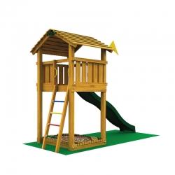 Детский городок Jungle Cottage