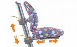 Детское кресло Mealux Neapol