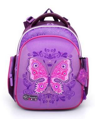 Ранец для первоклассника Hummingbird Butterfly (TK11)