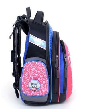Ранец для первоклассника Hummingbird Royal Pets (TK20)