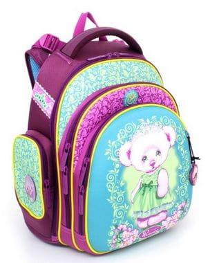 Ранец для первоклассника Hummingbird Teddy Bear Princess (TK24)