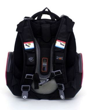 Ранец для первоклассника Hummingbird Iron Horse (TK6)