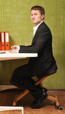 Коленный стул Smartstool KW02