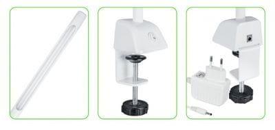 Настольный светодиодный светильник NDF-C007